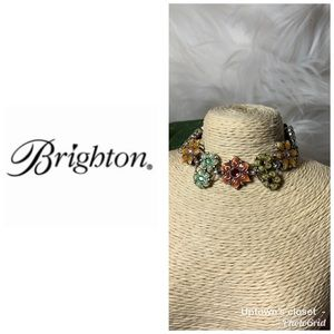 "Brighton bracelet garden of eden"" flowers euc"
